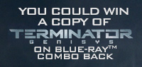 Enter to win a copy of Terminator Genisys on Blu-ray Combo Pack