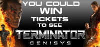 Win Advance Screening tickets to see Terminator Genisys