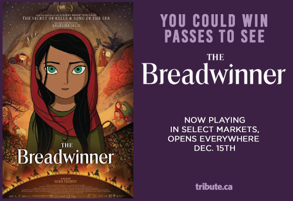 The Breadwinner Pass contest