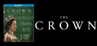 THE CROWN SEASONS 1-3 BLU-RAY Contest