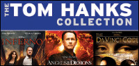 Enter for your chance to win The Eight Movie Collection of Tom Hanks on DVD Contest