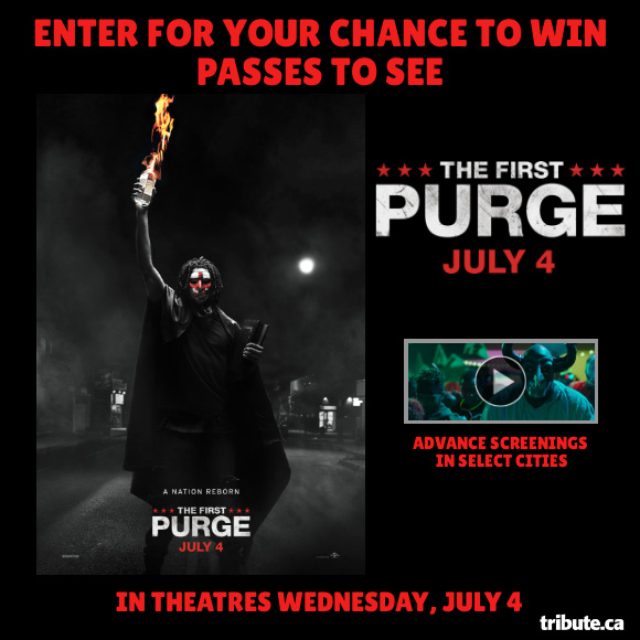 The First Purge Pass contest