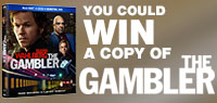 Enter to win a copy of The Gambler on Blu-ray Combo Pack