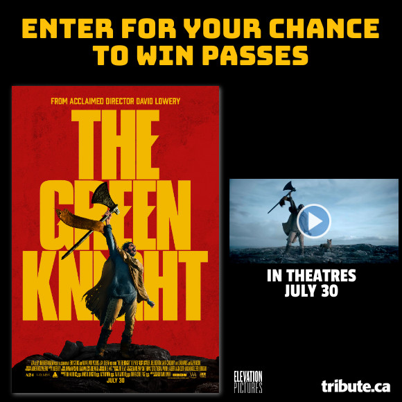THE GREEN KNIGHT Pass Contest