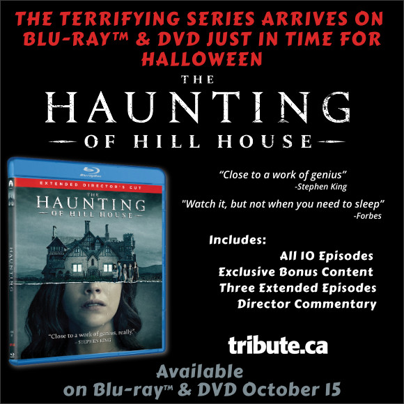 The Haunting of Hill House Season One Blu-ray