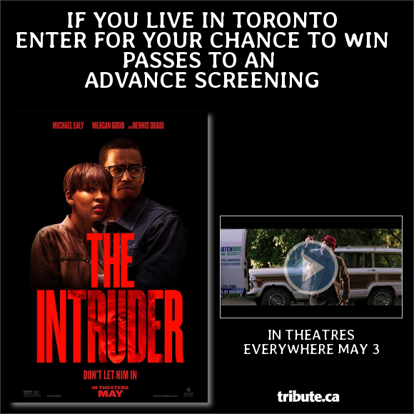 THE INTRUDER Toronto Advance Screening Pass contest