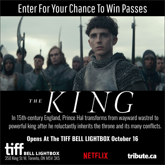 THE KING Pass contest