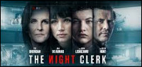 THE NIGHT CLERK DVD Contest