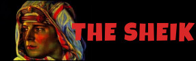 THE SHEIK Blu-ray Contest