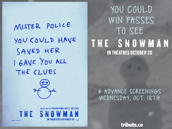The Snowman Pass contest