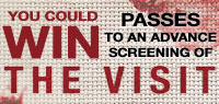 Win Advance Screening Passes to see The Visit