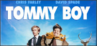 TOMMY BOY 25Th Anniversary Blu-Ray Contest