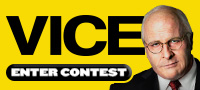 "Enter for your chance to win ""VICE"" on Blu-ray. Available now on Blu-ray and Digital."