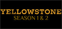YELLOWSTONE SEASON ONE & TWO Blu-Ray Contest
