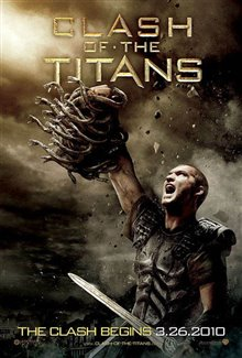Clash of the Titans 3D