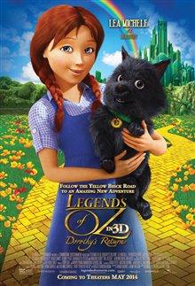 Legends of Oz: Dorothy's Return 3D