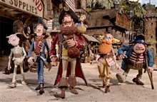 The Pirates! Band of Misfits 3D