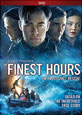 The Finest Hours on DVD cover