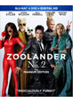 Zoolander 2 on DVD cover