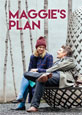 Maggie's Plan on DVD cover