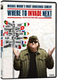 Where to Invade Next on DVD cover