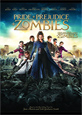 Pride and Prejudice and Zombies on DVD cover