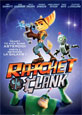 Ratchet & Clank on DVD cover
