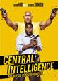 Central Intelligence on DVD