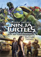 Teenage Mutant Ninja Turtles: Out of the Shadows on DVD cover