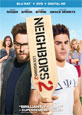 Neighbors 2: Sorority Rising on DVD cover