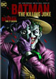 Batman: The Killing Joke on DVD cover