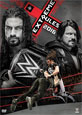 WWE: Extreme Rules 2016 on DVD cover