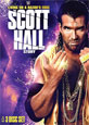 WWE: Living on a Razor's Edge - The Scott Hall Story on DVD cover