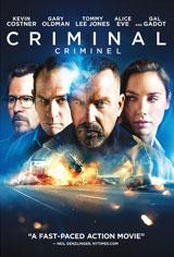 Criminal Poster