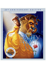 Beauty and the Beast: 25th Anniversary Edition Poster