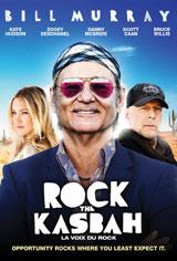 Rock the Kasbah Poster