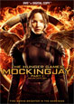 The Hunger Games: Mockingjay - Part 1 on DVD