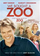 We Bought a Zoo on DVD