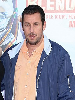 Drew Barrymore's 'awkward' romantic scenes with Adam Sandler