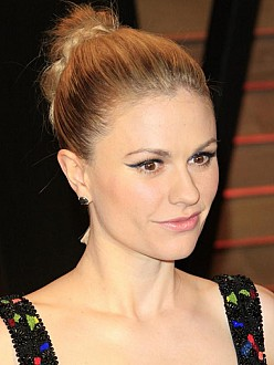 Anna Paquin talks about filming raunchy scenes while pregnant ...  Anna Paquin