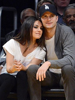 Ashton Kutcher and Mila Kunis to wed next July