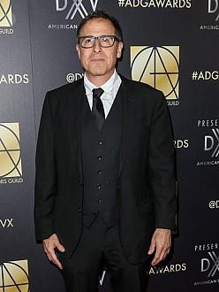 Award winner David O. Russell