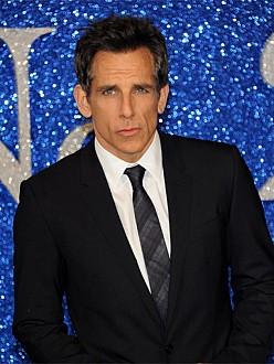 Ben Stiller at Zoolander 2 premiere in London