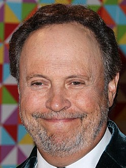 Billy Crystal arrives at the Emmys