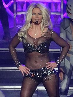 Britney Spears and Steven Tyler reunite at Super Bowl ... Britney Spears Vegas Showtimes