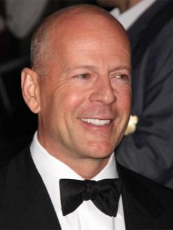 Bruce Willis is filming `Die Hard 5`