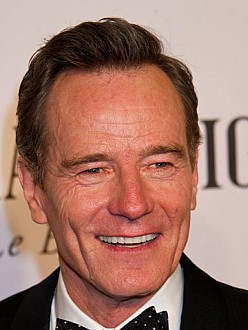 Bryan Cranston at the Tony Awards