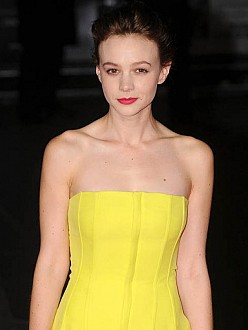 Carey Mulligan was 'ashamed' to meet Kate Winslet