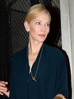 Cate Blanchett receives doctorate