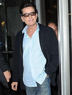 Charlie Sheen calls Denise Richards a 'pig'